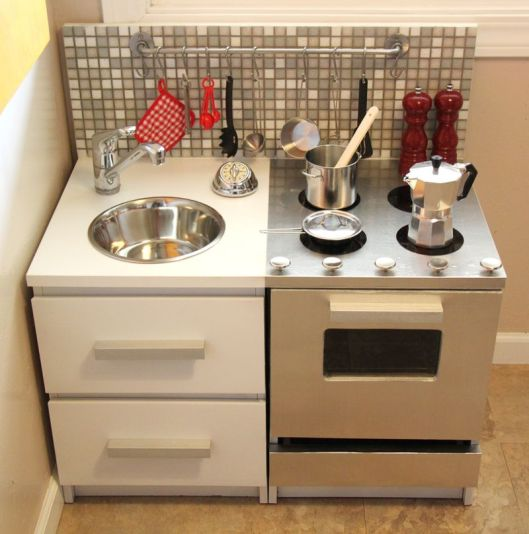 Malm Mini Kitchen
