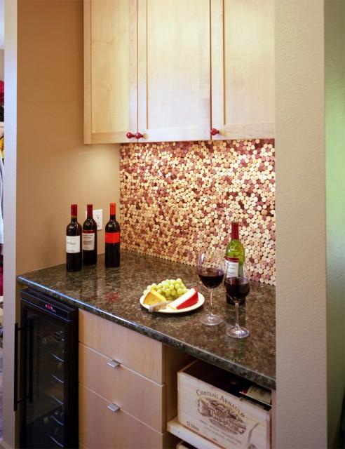diy-wine-cork-kitchen-backsplash