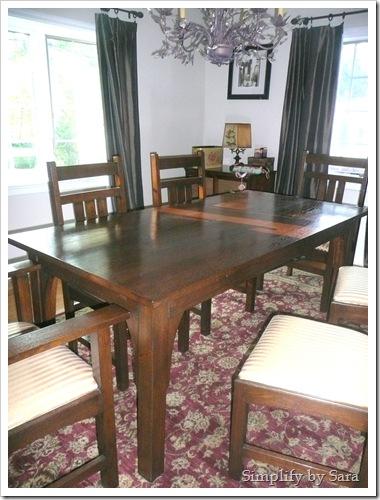 Dining Set (4)