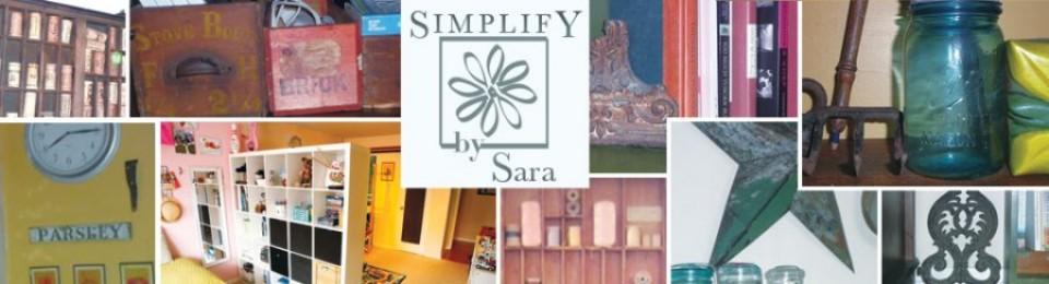 Simplify by Sara